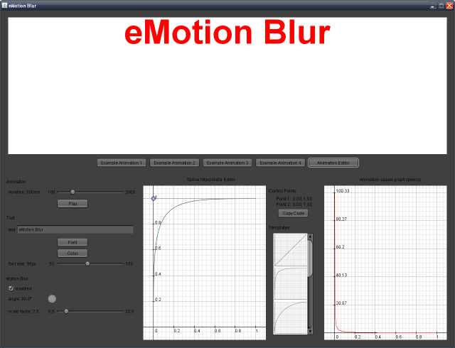 emotionblur-editor